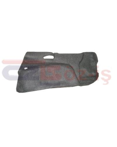 RENAULT 9 TRUNK SIDE COVER CARPET RIGHT 1 PCS