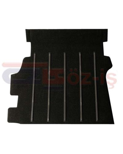 RENAULT 12 TRUNK CARPET WITH PLASTIC