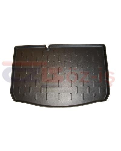 CITROEN C3 HB 5 DOOR (THIN SPARE TIRE) 3D TRUNK MAT