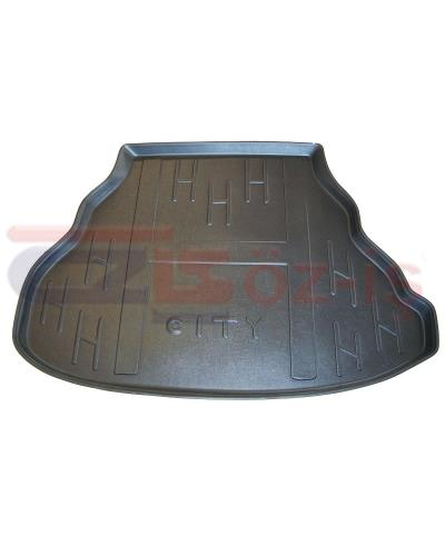 HONDA CITY SEDAN 2009 - ... 3D TRUNK MAT