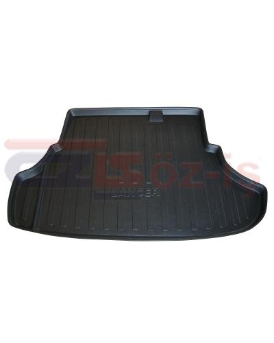 MITSUBISHI LANCER SEDAN 2008 > (SHARK)  3D TRUNK MAT