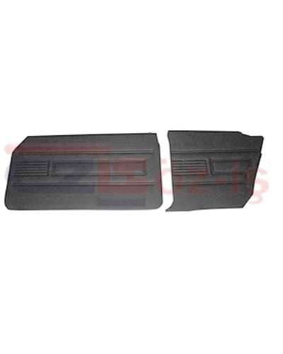 FORD 69-72 17M / 20M COUPE DOOR PANEL SET GREY