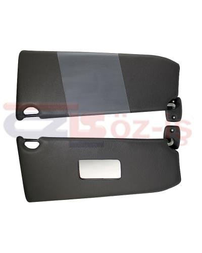 RENAULT 19 INTERIOR SUN VISOR SET 2 PCS