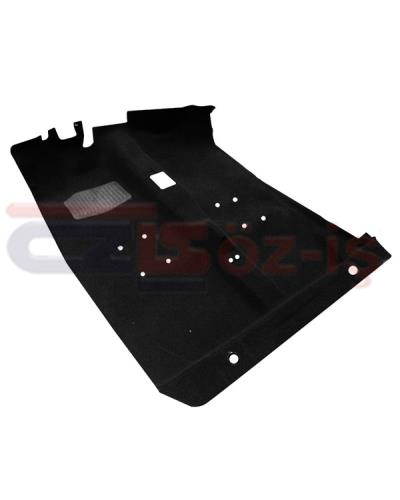 RENAULT 9 - 11 FLOOR CARPET BLACK