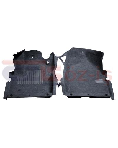 FIAT DOBLO 3 FRONT FLOOR CARPET
