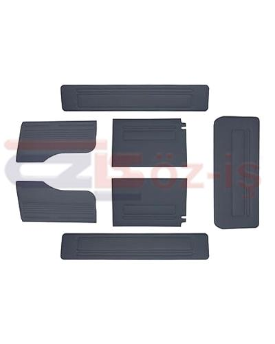 MAZDA E 2200 VAN INTERIOR SIDE PANEL SET 7 PCS
