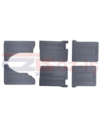 NISSAN VANETTE KARGO INTERIOR SIDE PANEL SET 6 PCS
