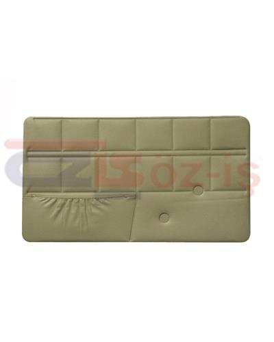IVECO 50 NC TRUCK INTERIOR DOOR PANELS 2 PCS GREEN