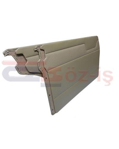 MERCEDES W115 DOOR PANEL SET BEIGE