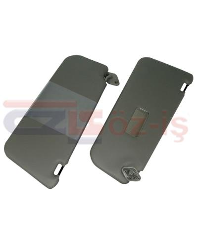 PEUGEOT PARTNER 2008 / CITROEN BERLINGO 2008 INTERIOR SUN VISOR 2 PCS