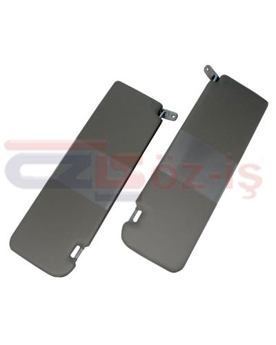 MITSUBISHI CANTER 1990 - 1997 INTERIOR SUN VISOR SET 2 PCS