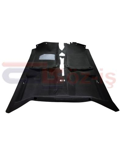 TOYOTA  COROLLA AE101 FLOOR CARPET BLACK