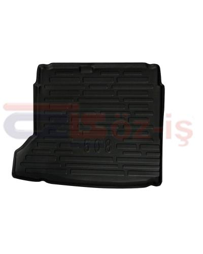 PEUGEOT 508 ALLURE SEDAN 2010 > 3D TRUNK MAT