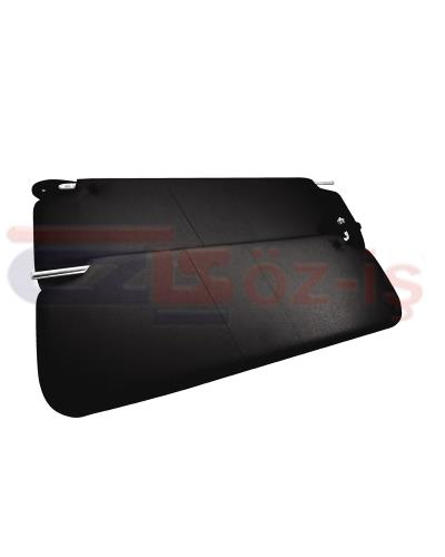 AS 900 SUN VISOR BLACK