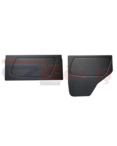 MERCEDES G CLASS 1983 DOOR PANEL SET 4 PCS  BLACK