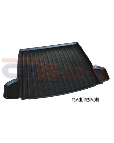 FORD CUSTOM 8+1 (BACK SEATS 3+3 ) 2012 ... 3D TRUNK MAT