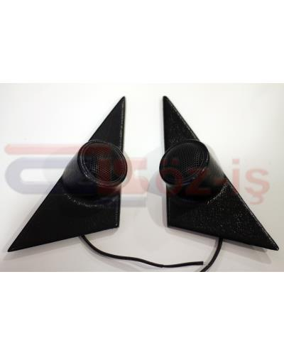 BMW E30 MIRROR COVER WITH TWEETER SEDAN COUPE TOURING