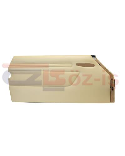 MERCEDES R107 DOOR PANEL SET CREAM 2 PCS