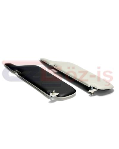 VW T3 T25 SUNVISOR CREAM BLACK