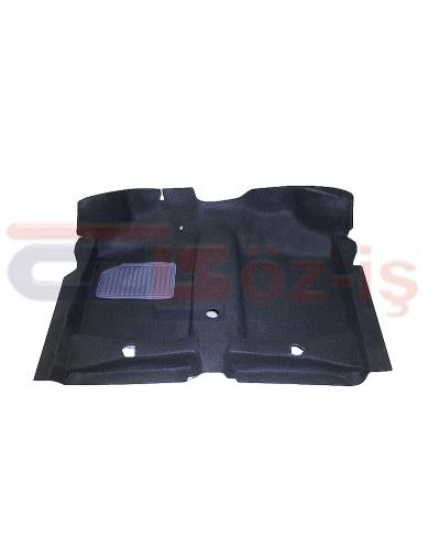 VW GOLF 1 75-83 FRONT FLOOR CARPET 1 PCS HB