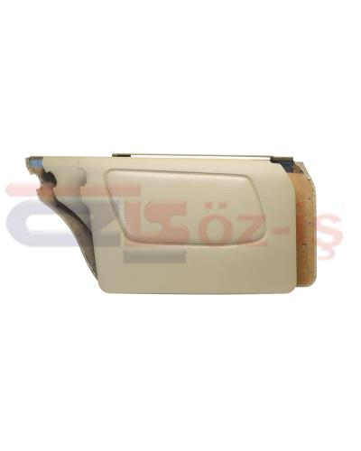MERCEDES W123 DOOR PANEL SET 4 PCS CREAM
