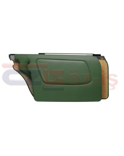 MERCEDES W123 DOOR PANEL SET 4 PCS GREEN